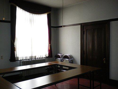 岩手県公会堂・貴賓室