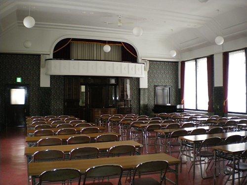 岩手県公会堂・2F大食堂1