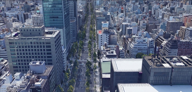 大阪市中央区久太郎町