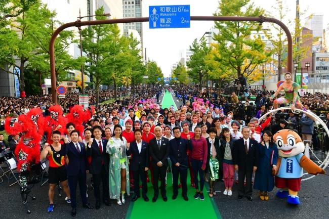 御堂筋ランウェイ 2017