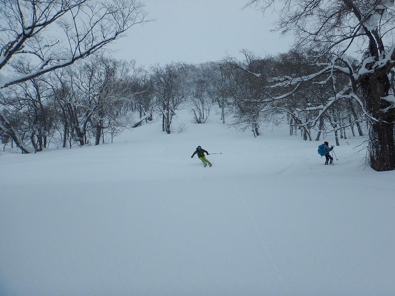 音威富士滑降1