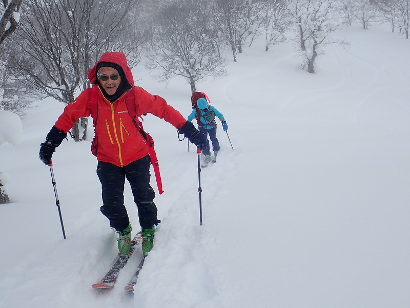 シラ640登り3