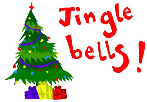 500 jingle bells drawing
