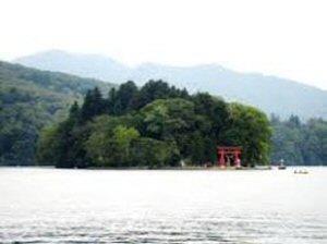 03 300 野尻湖弁天島