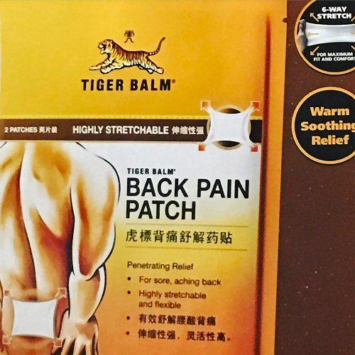 10 500 TigerBalm Patch