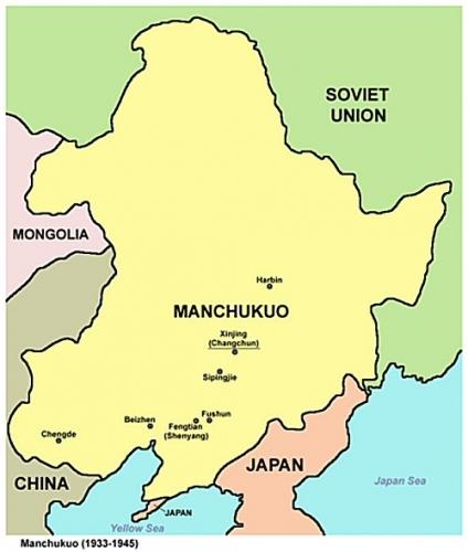 09 500 満州国map