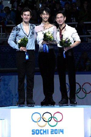02 300 2014 Sochi Yuzuru Hanyu