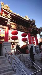 横浜中華街関帝廟(かんていびょう)