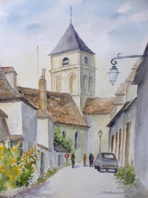 小さな教会