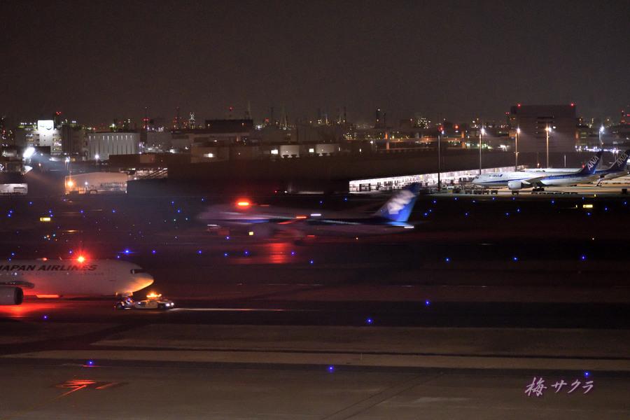 夜の飛行機撮影11変更済