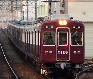 阪急電鉄5128