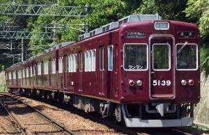 能勢電鉄5100