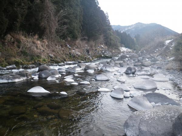 2月22日吉田川