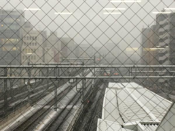 2018 雪 秋葉原