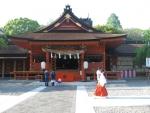 富士山本宮浅間大社・本殿17