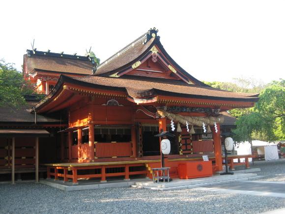 富士山本宮浅間大社・本殿18