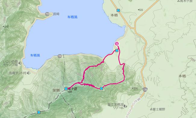 竜ヶ岳地図 651×395