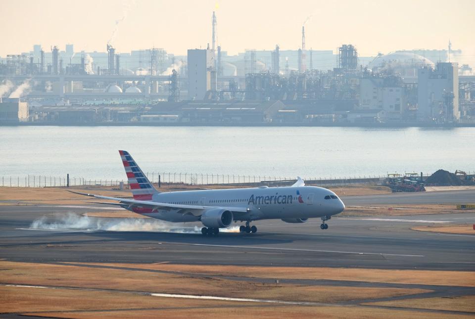 0659 アメリカン航空 960×645