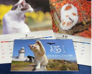 猫どころカレンダー2018