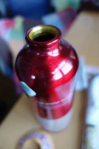 パール金属 アルミ 湯たんぽ ボトル型 MK-2214