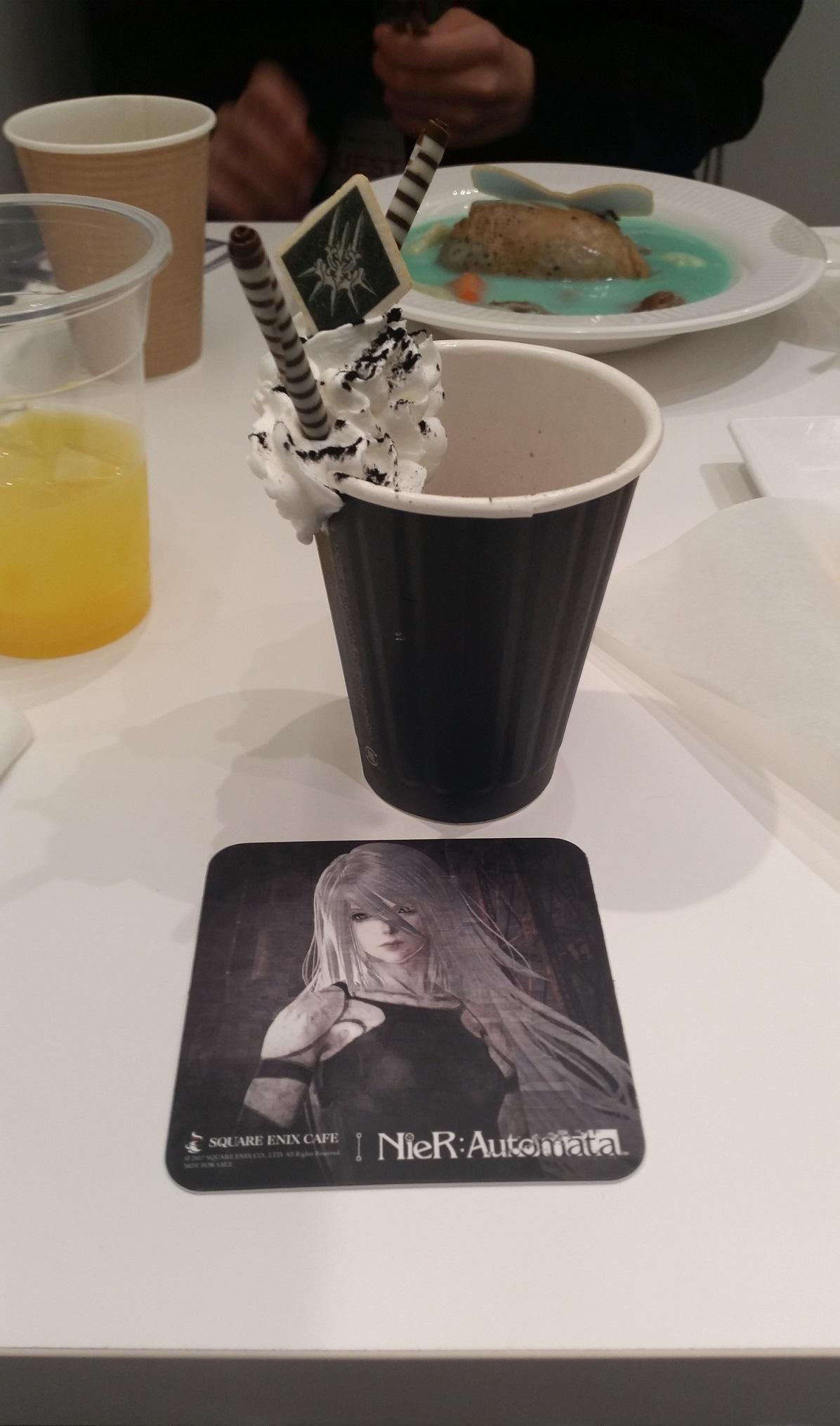[雑記]スクエニカフェに行ってキタヨーという話3