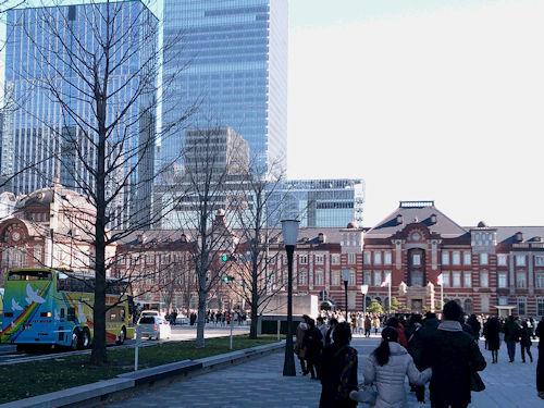 20180102東京駅