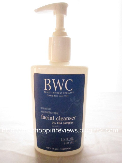 bwc cleanser