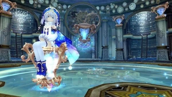 アニメチックファンタジーオンラインゲーム『幻想神域』 超高難度ダンジョン「時の書庫」追加アップデート実施決定…!!