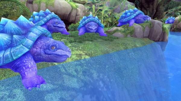 アニメチックファンタジーオンラインゲーム『幻想神域』 イベント「緊急!ナディアタートルを漁獲せよ」を開催…!!