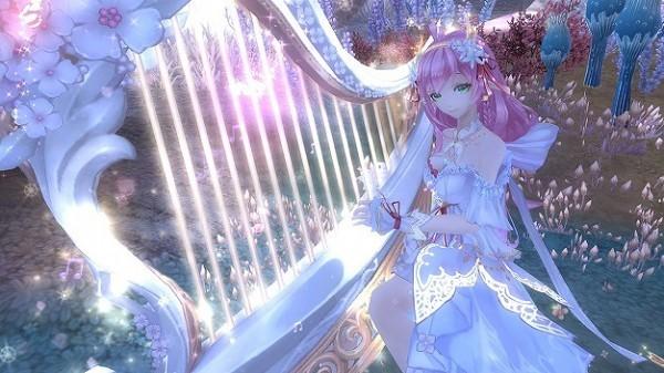 アニメチックファンタジーオンラインゲーム『幻想神域』 イベント「密着!スイカ農家の1日」を開催したよ~!幻神シンシア★3STYLEの衣装アバターも登場したよ♪