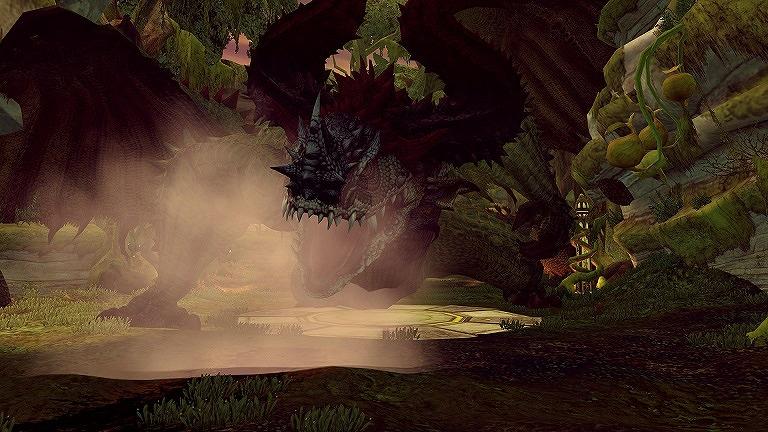 爽快アクションRPG『ドラゴンネストR』 リベンジダンジョン「逆襲!グリーンドラゴンネスト」を実装したよ~!!