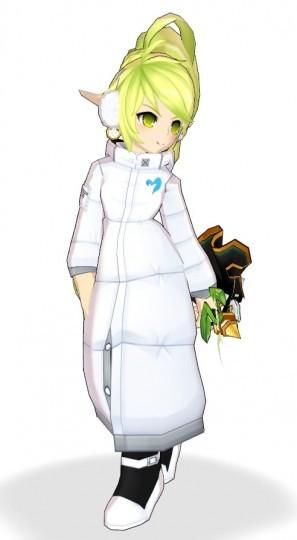 """ベルトアクションRPG『エルソード』 レイヴンの""""2ndライン""""ビジュアルを先行公開したよ~!!"""