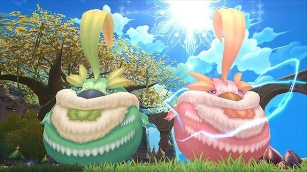クロスジョブファンタジーMMORPG『星界神話』 3つの「バレンタインイベント」を開催するよ~!!