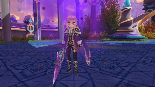 クロスジョブファンタジーMMORPG『星界神話』 次週のアップデートで裏切りの伯爵「ジェイソン」が新たな世界ボスとなって出現するよ~!!