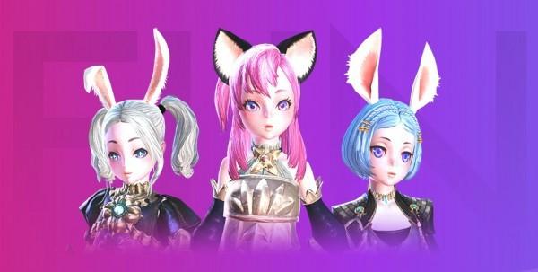 ファンタジーMMORPG『TERA』 3月7日に男性新クラス「ファイター」や新たな髪型「エクストラヘア」が登場するアップデートを実施するよ~!!