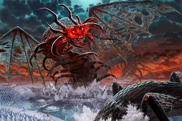 ブラウザファンタジーRPG『フラワーナイトガール』 ついに甦る千年前の脅威から花騎士と共に世界を守れ!イベント「千の足のナイドホグル」を開催だ~!!