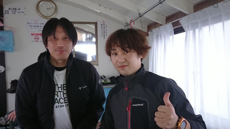久保田さん ツーショット