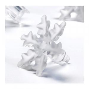 ライトチェーン用デコレーション 雪の結晶