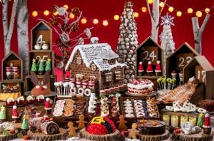ミニチュア・クリスマスマーケットの世界