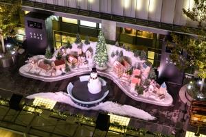 GINZA SIX クリスマス