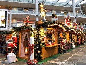 ラゾーナ川崎 プラザ クリスマスマーケット2017