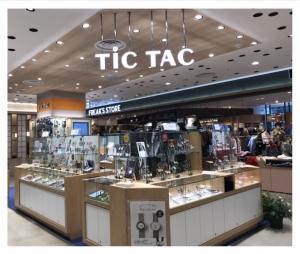 TiC TAC 上野パルコヤ