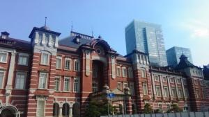 東京駅1227