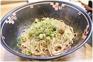 広島式汁なし担々麺2