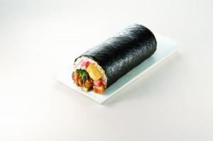 穴子寿司平島 大名巻2