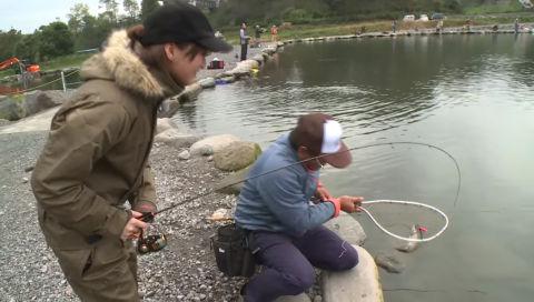 釣りビジョン【公式】釣りはじめます! シーズン2 #61 埼玉編 4-3