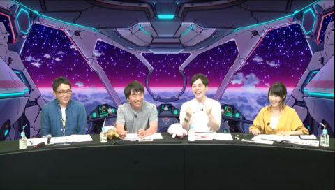 『崩壊3rd』公式ニコ生~関智一&ゲスト・丹下桜が登場~