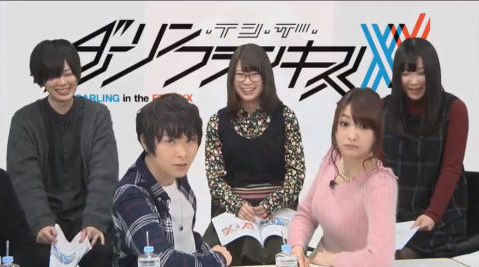 TVアニメ「ダーリン・イン・ザ・フランキス」放送直前SP放送