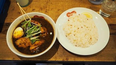 札幌市 soup curry & cafe すあげ3