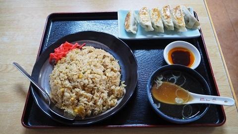 札幌市 ラーメン・定食 真龍